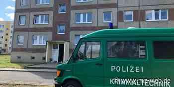 Mutmaßliche Gewalttat in Querfurt: War die Mutter von toten Jungen drogensüchtig? - Mitteldeutsche Zeitung