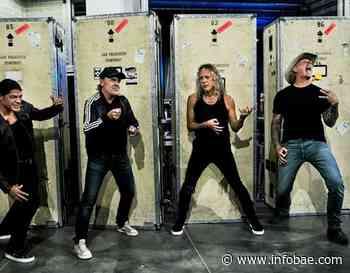 Cultura.- Metallica anuncia 'S&M2' con la Sinfónica de San Francisco - infobae