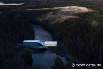 Let's twist again: Kistefos Museum bei Oslo von BIG - DETAIL.de - das Architektur und Bau-Portal