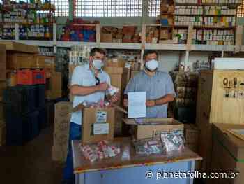Grupo César Cassol Calcário doa ao município de Rolim de Moura 200 kits de medicamentos para o combate a covid-19 - Planeta Folha