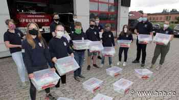 Naumburger Feuerwehr stattet Nachwuchs mit Lern- und Aktionsboxen aus - hna.de