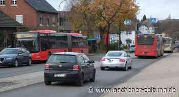 Nahverkehr in Roetgen: Der Schnellbus gerät in Bedrängnis - Aachener Zeitung
