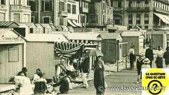À quand remonte la tradition des cabines de plage à Wimereux ? - La Voix du Nord