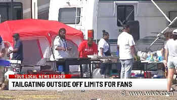 Tailgating off-limits for Bills Fans