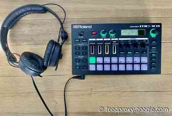 Meet The Roland MC 101, A Great Little Groovebox To Inspire You Away From The Studio