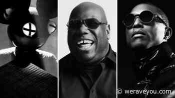 Carl Cox remixes deadmau5 & The Neptunes' funky hit 'Pomegranate' - We Rave You