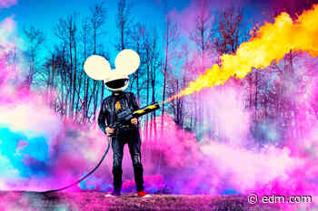 "deadmau5 and The Neptunes Share Trippy Official Music Video for ""Pomegranate"" - EDM.com"