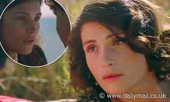 Gemma Arterton transforms into a private writer for romantic WW2 movie Summerland - Daily Mail