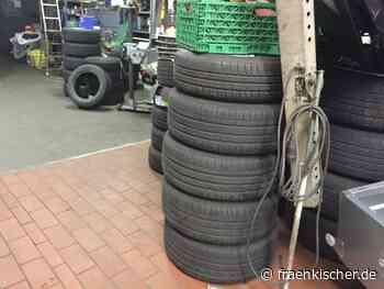 Heilsbronn: +++ Einbruch in Autohaus – hochwertige Reifen samt Felgen entwendet +++ - Fränkischer.de