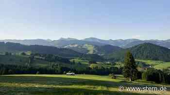 Oberstaufen: Ohne Handyempfang die Natur genießen - STERN.de