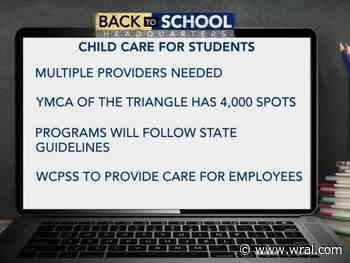 Finding childcare the weeks kids aren't at school :: WRAL.com - WRAL.com