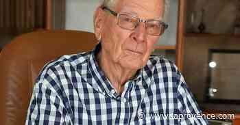 """Roger Meï, ancien maire de Gardanne : """"Ne m'oubliez pas"""" - La Provence"""