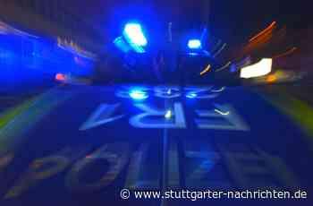 Polizeieinsatz in Gerlingen - Betrunkenes Trio provoziert Einsatz von Pfefferspray - Stuttgarter Nachrichten