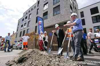 Bauprojekt in Gerlingen - Die Innenstadt bleibt eine Baustelle - Stuttgarter Zeitung