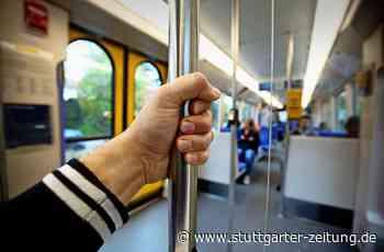 Vorfall in U6 in Gerlingen - 34-Jähriger erleidet epileptischen Anfall – Unbekannter stiehlt ihm Handy - Stuttgarter Zeitung