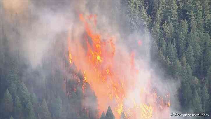 Containment On Elephant Butte Fire Growing