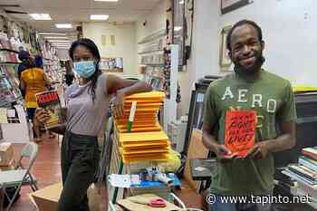 Growing Collective to Uplift Black-Owned Bookstores Partners With Newark's Source of Knowledge - TAPinto.net
