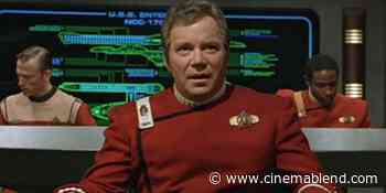 Star Trek Legend William Shatner Explains Why The Iconic Franchise Is A 'Phenomenon' - CinemaBlend