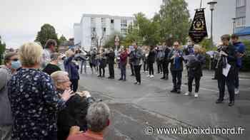 Harnes : le défilé du 14 Juillet était aussi une sortie de confinement pour l'harmonie - La Voix du Nord