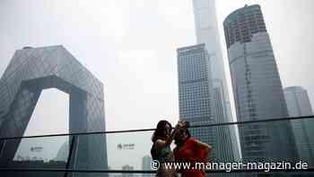 China: 3 Prozent Wirtschaftswachstum im 2. Quartal 2020