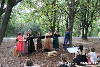 Jardins, Berceaux de culture Parc du Sausset dimanche 26 juillet 2020 - Unidivers