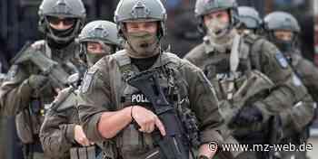 Gotteskrieger in Naumburg: Spezialkräfte verhaften Terrorverdächtigen aus Syrien - Mitteldeutsche Zeitung