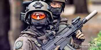 Anti-Terror-Razzia in Naumburg: Spezialeinheit verhaftet Islamisten - Leipziger Volkszeitung