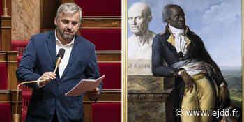 Corbière veut une salle à l'Assemblée au nom du révolutionnaire Belley, le premier député noir - Le Journal du dimanche
