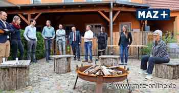Luckenwalde: Wirtschaftsjunioren Teltow-Fläming treffen sich erstmals nach Corona-Zwangspause - Märkische Allgemeine Zeitung