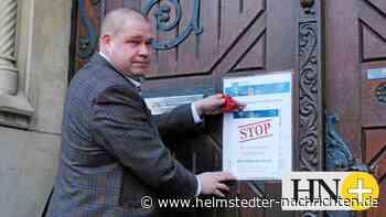 Bürgermeister verhängt Haushaltssperre für Helmstedt - Helmstedter Nachrichten