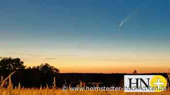 Super-Komet über dem Kreis Helmstedt immer besser zu sehen - Helmstedter Nachrichten