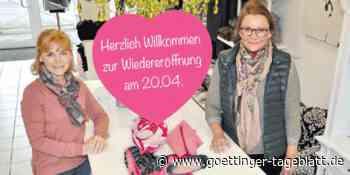 AnzeigePlesse Mode Royal in Bovenden wieder geöffnet - Göttinger Tageblatt