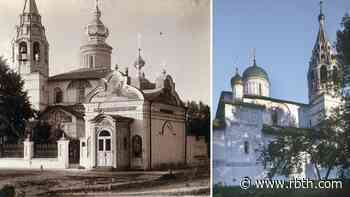 St. Nicholas Nadein: One of Yaroslavl's great 17th-century churches - Russia Beyond