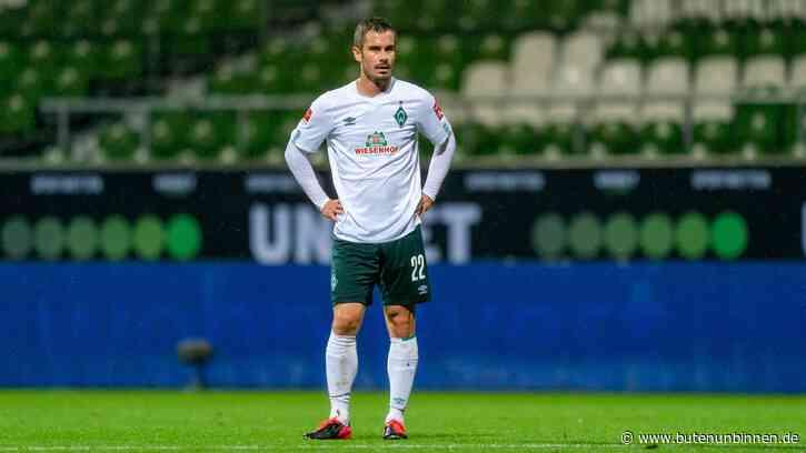 Trotz Klassenerhalt – spielt Fin Bartels bald in der 2. Liga? - buten un binnen