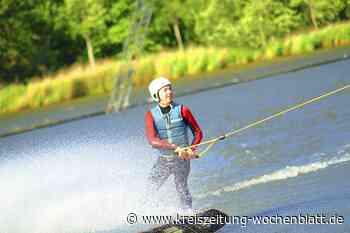 Freizeittipps der Region: Spaß an der Wasserski- und Wakeboard-Anlage - Kreiszeitung Wochenblatt