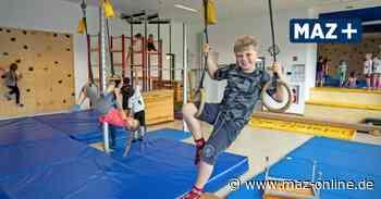 Sommercamp des TSV Falkensee: Sportlich durch die Ferie - Märkische Allgemeine Zeitung