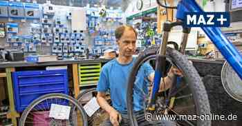 Corona sorgt für Fahrradboom im Falkensee - Märkische Allgemeine Zeitung