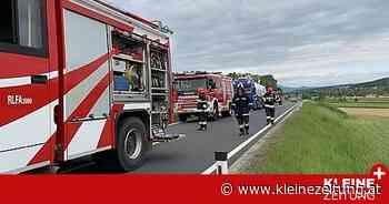 Bad Waltersdorf: Verirrter Wiener wollte umdrehen: Frau schwer verletzt - kleinezeitung.at