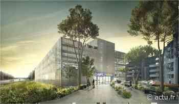 Seine-et-Marne. A Pontault-Combault, les travaux pour le nouveau parc relais de la gare débutent - La République de Seine-et-Marne