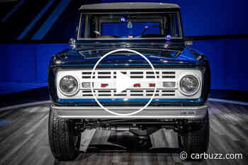 Listen To Jay Leno's Shelby GT500-Powered 1968 Ford Bronco - CarBuzz