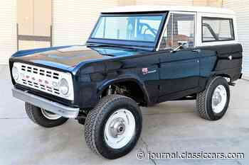 Video of the Day: Jay Leno's Shelby GT500-powered Bronco - The ClassicCars.com Journal