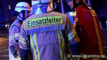 Hammersbach (A45) Hessen: Sattelzug ausgebrannt – Ausfahrt gesperrt - op-online.de