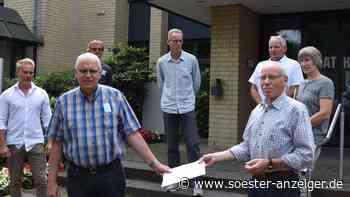 Ense: Funkmast-Streit: So viele Unterschriften konnte die Bürgerinitiative sammeln - soester-anzeiger.de