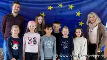 """Verständnis für Flüchtlingskinder: Schüler lernen Europa-Gefühl - """"Heimat und Fremde"""" - soester-anzeiger.de"""