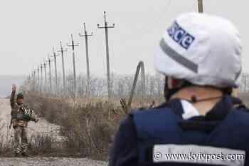 UkrInform: OSCE records increase in ceasefire violations in Donetsk region | KyivPost - Ukraine's Global Voice - Kyiv Post