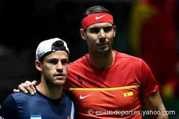 El recurso tenístico con el que Rafa Nadal y el Peque Schwartzman se potencian y superan la media - Yahoo Deportes