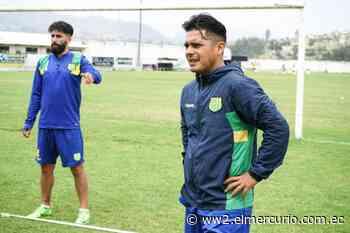 Gualaceo SC retoma entrenamientos grupales y piensa jugar un amistoso - El Mercurio (Ecuador)