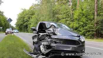 Crash bei Wendelstein: Ford-Fahrer passt nicht auf - Nordbayern.de