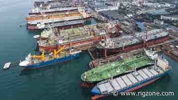 Modec FPSO Contracts Go to Keppel