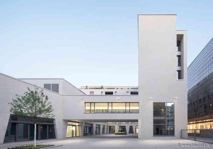 Antoniterquartier in Köln  - Neubaukomplex von trint + kreuder d.n.a